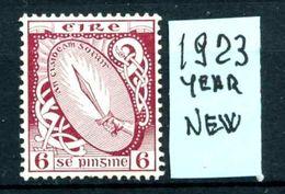 IRLANDA - EIRE -year 1923 - Nuovo -new -fraiche -frisch.- MNH ** - 1922-37 Stato Libero D'Irlanda