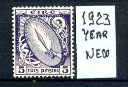 IRLANDA - EIRE -year 1923 - Nuovo -new -fraiche -frisch.- MNH ** - Nuovi