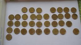 36 PIECES DE 20 CENTIMES PAR ANNEE - E. 20 Centesimi
