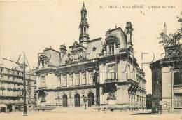 92894 NEUILLY SUR SEINE L HOTEL DE VILLE NEUILLY SUR SEINE L HOTEL DE VILLE - Neuilly Sur Seine