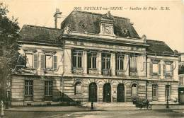 92919 NEUILLY SUR SEINE LA SEINE LE PETIT BRAS NEUILLY SUR SEINE LA SEINE LE PETIT BRAS - Neuilly Sur Seine