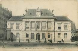 92937 NEUILLY SUR SEINE JUSTICE DE PAIX NEUILLY SUR SEINE JUSTICE DE PAIX - Neuilly Sur Seine