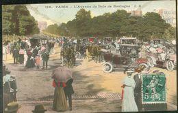 L'Avenue Du Bois De Boulogne - Parks, Gardens
