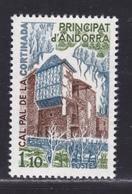 ANDORRE N°  282 ** MNH Neuf Sans Charnière, TB (D5661) Maison Typique - Nuevos