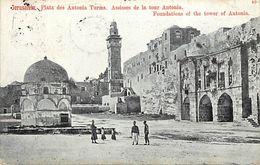 Ref X59- Jerusalem   - Carte Bon Etat - - Non Classés
