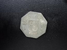 STADT MAINZ * : 10 (PFENNIG) 1917  CIANI 461   TB+ - Germania