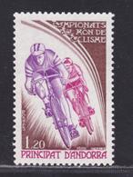 ANDORRE N°  288 ** MNH Neuf Sans Charnière, TB (D5665) Cyclisme - Nuevos