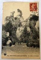 Montpellier Le Vieux. Le Chien Et Le Lapin. 2540. VDC - Autres Communes