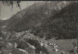 Dolomiti - Avoscan Di S. Tomaso M.818 - Belluno