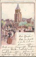Saint-Germain Des Près - France