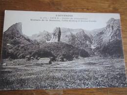 VALLEE DE CHAUDEFOUR - Auvergne Types D'Auvergne