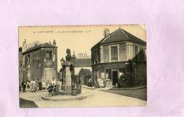 Carte Postale - SAINT DENIS - D93 - La Place De La République - Saint Denis