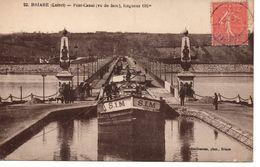 45- BRIARE Pont Canal, Vue De Face - Briare