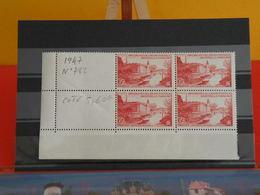 France > 1945-1949 > 1947 N° 782 > Neufs (Y&T) Coté 5,60€ Union Postale Universelle Paris 1947 - France