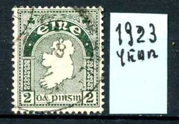 IRLANDA - EIRE -year 1923 - Usato - Used - Utilisè - Gebraucht. - Usati