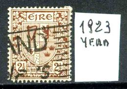 IRLANDA - EIRE -year 1923 - Usato - Used - Utilisè - Gebraucht. - 1922-37 Stato Libero D'Irlanda