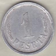 AYUNTAMIENTO DE L´AMETLLA DEL VALLES 1 Peseta Nd (1937) Barcelona. Aluminium. - [ 3] 1936-1939 : Guerre Civile