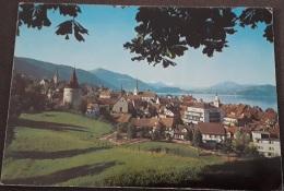 Zug Und Die Aplen – Nr. 16775 – Viagg. 1971 – (2361) - ZG Zoug