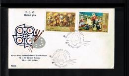 1975 - Europe CEPT FDC Turkey [P14_298] - Europa-CEPT