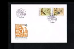 1976 - Europe CEPT FDC Portugal Mi.1311-1312 [NL179_09] - Europa-CEPT
