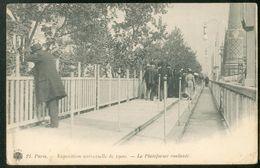 Exposition Universelle De 1900 - La Plate-Forme Roulante - Exhibitions