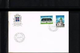 1978 - Europe CEPT FDC Iceland [P14_182] - Europa-CEPT