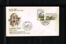 1978 - Europe CEPT FDC Turkish-Cyprus [P14_198] - Europa-CEPT