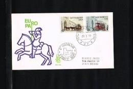 1979 - Europe CEPT FDC San Marino [P14_162] - Europa-CEPT