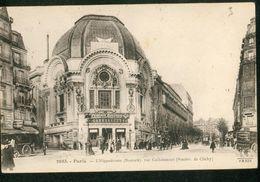 L'Hippodrome (Bostock) Rue Caulaincourt (Bd De Clichy) - Francia