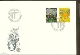 1981 - Europe CEPT FDC Liechtenstein [NL401_13] - Europa-CEPT