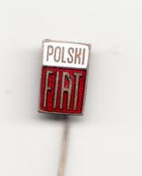 FIAT POLAND ENAMEL - Fiat