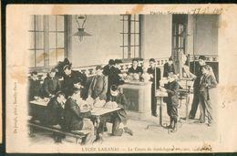 Lycée Lakanal - Le Cours De Modelage - Education, Schools And Universities