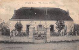 25 - Byans - Villa Jeanne-D'Arc - France
