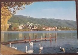 Zug Am Zugersee, Mit Zugerberg – Viagg. 1970 – (2368) - ZG Zoug