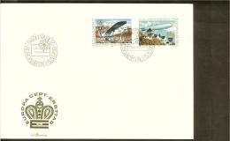 1979 - Europe CEPT FDC Liechtenstein [NL386_13] - Europa-CEPT