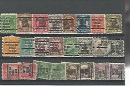 50198 ) Collection Precancel - United States