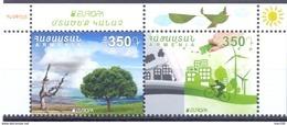 2016. Armenia, Europa 2016,  2v, Mint/** - Armenia