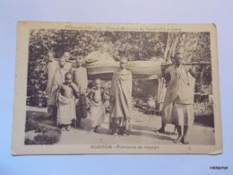 RWANDA-Princesse En Voyage - Rwanda