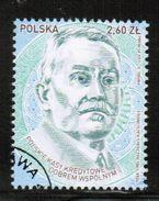 PL 2017 MI 4911 Polish Credit Unions Share Common Good (Franciszek Stefczyk) USED - 1944-.... République