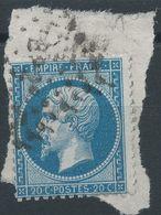 Lot N°41631  N°22, Oblit Losange BP2° Des Ambulants - 1862 Napoleon III