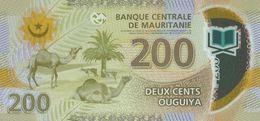 MAURITANIA P. NEW 200 O 2017 UNC - Mauritanie