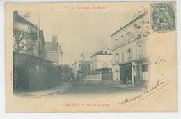 BRUNOY - Rue De La Gare - Brunoy