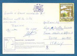 MAURITIUS ILE MAURICE 1981 - Mauritius (1968-...)
