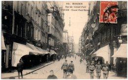 76 ROUEN - Rue Du Grand Pont - Rouen