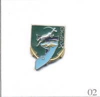Pin's Armée - Régiment Inter Arme Outre Mer / Opération Oryx En Somalie. Estampillé J.Balme. Métal Peint. T586-02 - Militaria