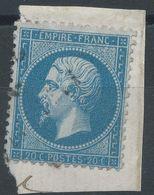 Lot N°41642  N°22, Oblit - 1862 Napoleon III