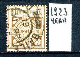 EIRE - IRLANDA - Year 1923 - Usato -used - Utilisè -gebraucht. - 1922-37 Stato Libero D'Irlanda