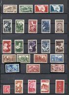 JOLIE PETITE COLLECTION DE TIMBRES NEUFS*/** En Bon Etat  Net 55 E Pour Une Cote De Plus De 400 E - Unused Stamps