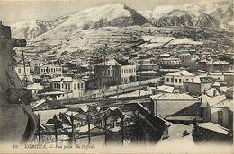 Ref W995- Albanie - Albania - Koritza - Carte Bon Etat  - - Albanie