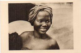 OUBANGUI CHARI - Afrique Equatoiale Française - Sourire D' Ingénue  - Photo René Moreau   (103190) - Ciad